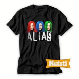Alias-Jennifer-Garner-T-Shirt-For-Women-and-Men-S-3XL