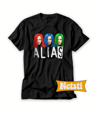 Alias-Jennifer-Garner-T-Shirt-For-Women-and-Men-S-3XL