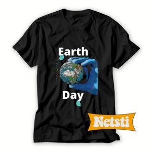 2021 Mask Earth Day T Shirt