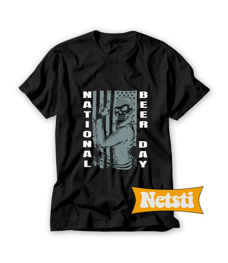 National Beer Day 2021 T Shirt