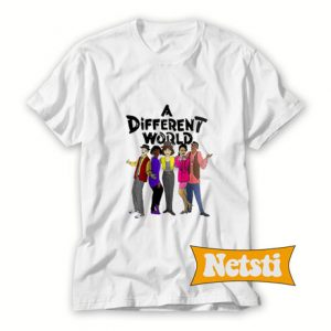 A Different World Style Sitcom TV T Shirt