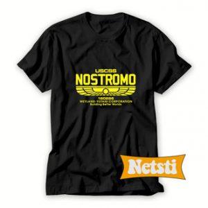 Nostromo Weyland United States T Shirt