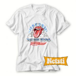 St Louis 72 Tour The Rolling Stones Chic Fashion T Shirt